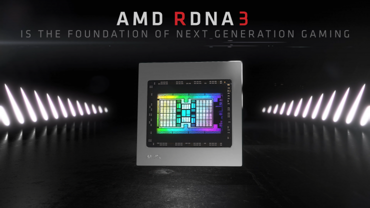 AMD RDNA 3 graphics architecture features GDDR6, 2.5x performance of RTX 3080 Ti