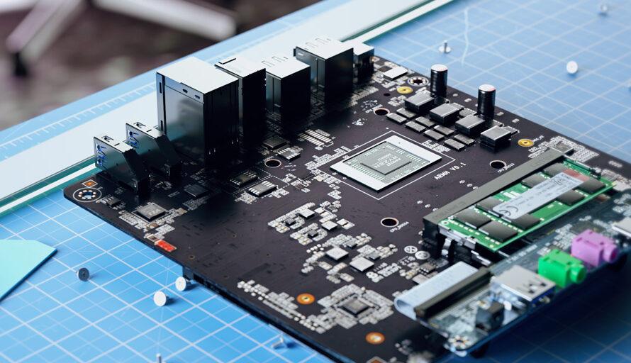 AMD Powered Mini PC Is A SFF Powerhouse, Packs Ryzen 9 5900HX CPU
