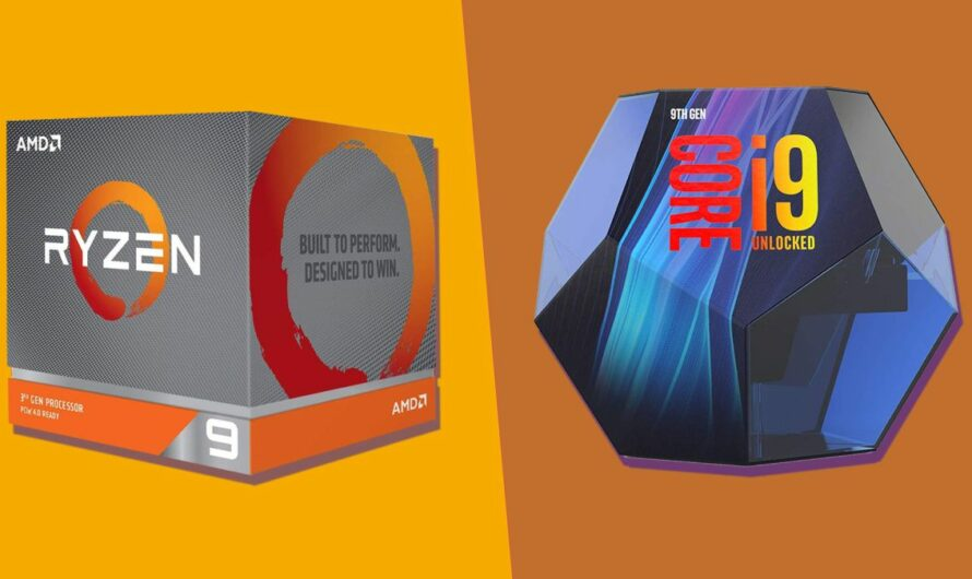 AMD vs Intel – from different sides